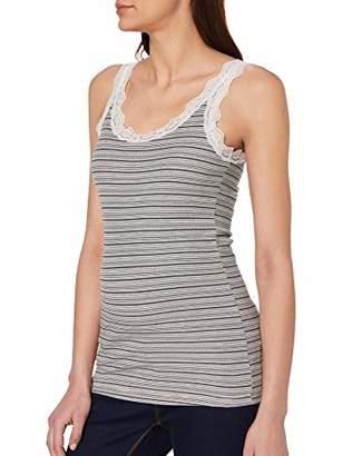 3f5f914fc Mama Licious Mamalicious Women s Mlpernille S l Jersey Strap Top Maternity  Vest