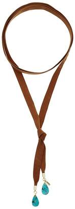 Vanessa Mooney The Stage Coach Bolo Necklace Necklace