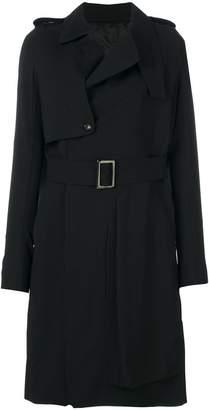 Rick Owens Cargo trench coat