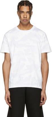 Valentino Off-White Camo T-Shirt $595 thestylecure.com