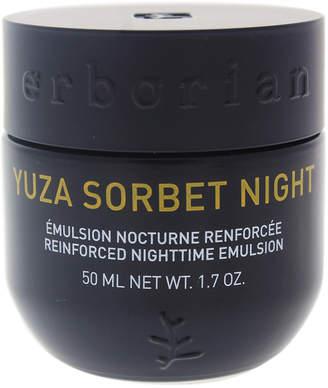 Erborian Women's 1.7Oz Yuza Sorbet Night Reinforced Nighttime Emulsion