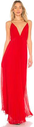 Jill Stuart JILL Jill by Chiffon Gown
