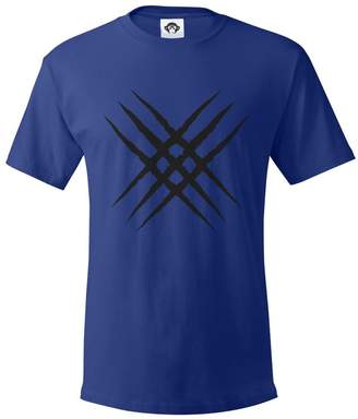 Wolverine Clever Graphic The Wolverine, Logan Graphic Tee, Men's T Shirt