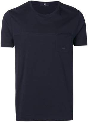 Fay chest pocket T-shirt