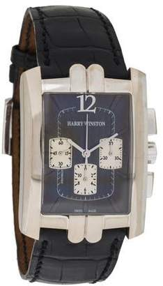 Harry Winston Avenue Chrono Watch