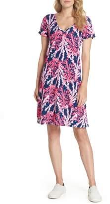 Lilly Pulitzer R) Jessica A-Line Dress