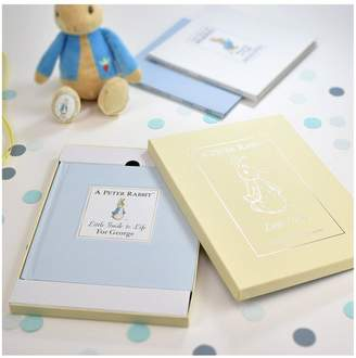 Very Personalised Peter Rabbit Little Guide to Life
