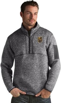 Antigua Men's Vegas Golden Knights Fortune Pullover Jacket