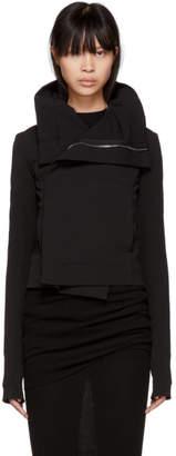 Rick Owens Black Clean Biker Jacket