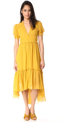 Ulla Johnson Sonja Dress $575 thestylecure.com