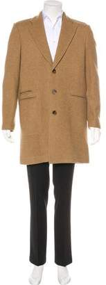 Billy Reid Charles Wool Coat w/ Tags