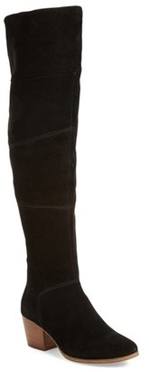 Women's Sole Society Melbourne Over The Knee Boot $149.95 thestylecure.com