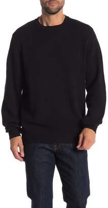 Weatherproof Mesh Knit Pullover