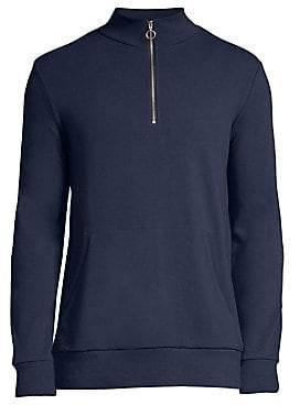 2xist Men's Mockneck Sweater