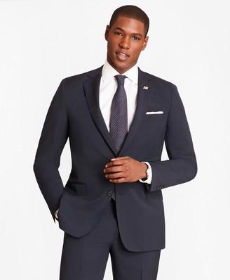 Brooks Brothers Regent Fit Vertical Stripe 1818 Suit