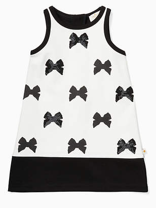 Kate Spade Toddler bow tie dress