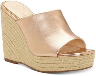 Jessica Simpson Sirella Platform Wedge Espadrille Sandals Women's Shoes