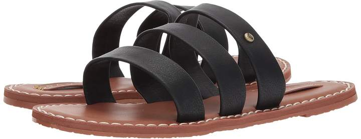 Roxy - Sonia Three Strap Sandals Women's Sandals