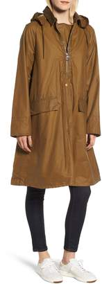 Barbour Margaret Howell Water Resistant Waxed Cotton Poncho