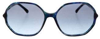 Chanel Geometric CC Sunglasses w/ Tags