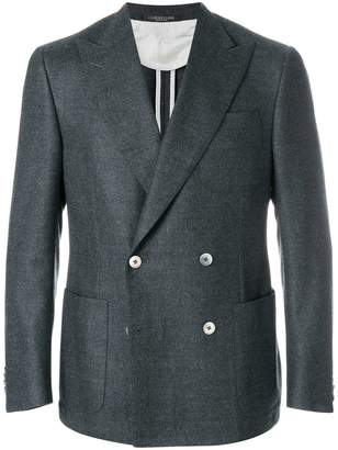 Corneliani double breasted blazer