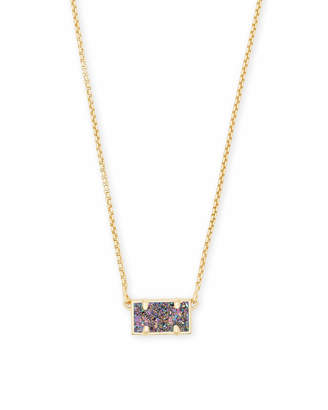 Kendra Scott Pattie Pendant Necklace in Gold