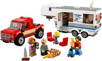 Lego City Pickup & Caravan - 60182