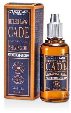 L'Occitane NEW Cade For Men Shaving Oil 30ml Mens Skin Care