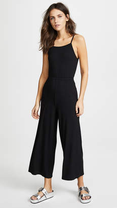 Cupcakes And Cashmere Macali Cropped Jumpsuit
