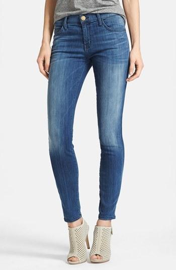 Current/Elliott 'The Stiletto' Skinny Jeans (Sunfade)