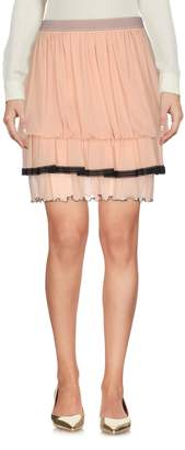 Paola Frani PF Knee length skirts - Item 35356779WR