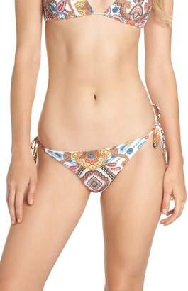 Luli Fama Crystallized Brazilian Bikini Bottoms