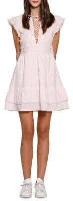 Ruby A-Line Miini Dress