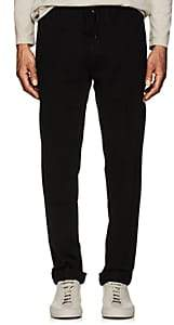 J Brand MEN'S MARS STRAIGHT CHINOS-BLACK SIZE 32