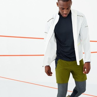 New Balance® for J.Crew workout jacket $200 thestylecure.com