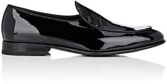 Harris Men's Patent Leather Belgian Loafers