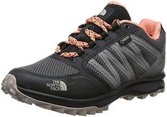 The North Face Women's Litewave Fastpack Gore-Tex Low Rise Sneakers,36 EU