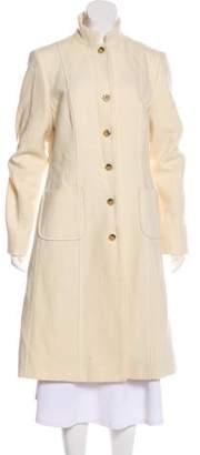 Max Mara Weekend Wool Long Coat