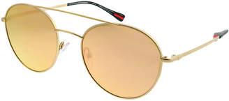Prada Men's Round 54Mm Sunglasses