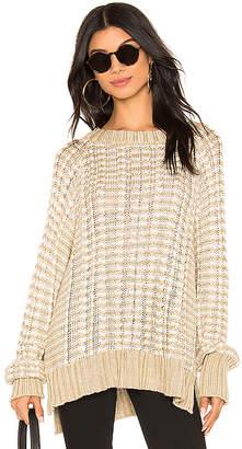 Faithfull The Brand Teale Knit Sweater