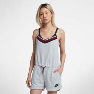 Nike Gym Vintage Romper - Women's