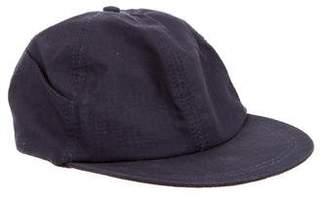 Woolrich Zip-Trimmed Canvas Cap