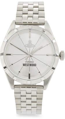 Vivienne Westwood Conduit Watch Silver