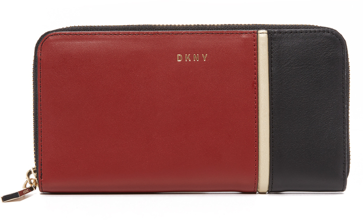 DKNYDKNY Grennwich Continental Wallet