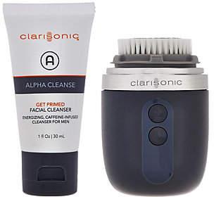 clarisonic Alpha Fit Mens Sonic FacialCleansingSystem