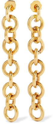 Laura Lombardi Fede Gold-tone Earrings