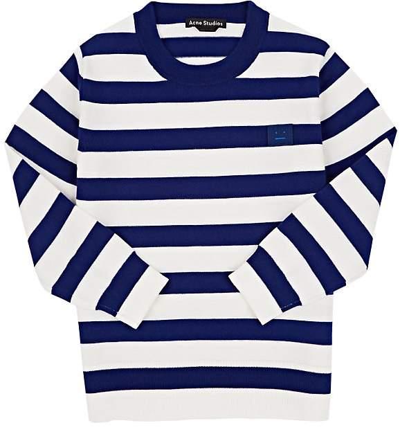 Kids' Mini Nalon Striped Cotton-Wool Sweater