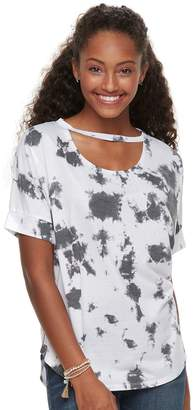 Grayson Threads Juniors' Cutout Tee