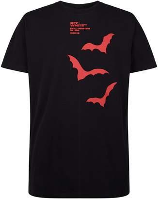 Off-White Off White Bats T-Shirt