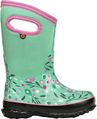 Bogs Classic Cattail Boot - Toddler Girls'